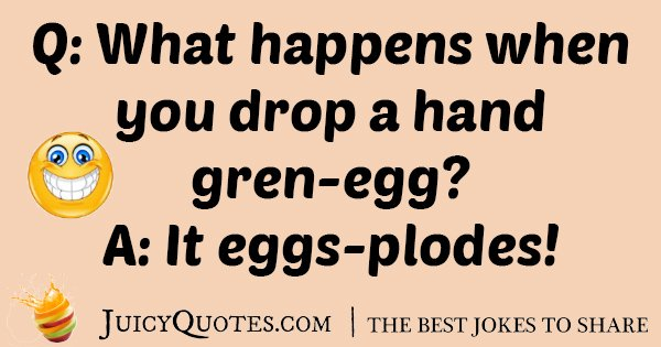 Chicken Gren-egg Joke