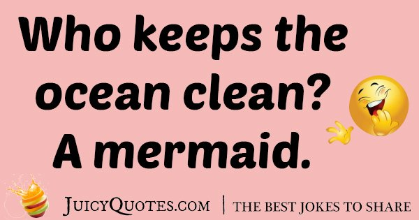 Mermaid Joke