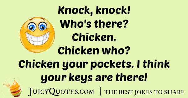 Key And Chicken Joke