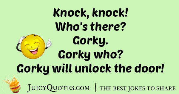 Key Knock Knock Joke