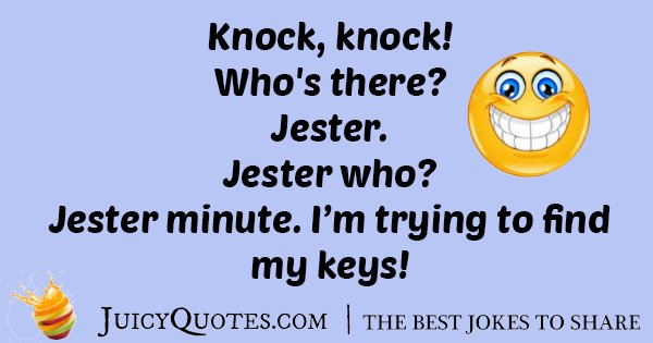 Jester Key Joke